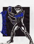 Nightwing by blackspades10