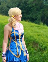 Lucy Celestial Spirit Outfit by Tanpopo89