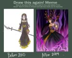 Draw This Again: Queen of Ruin by MythoSorcery