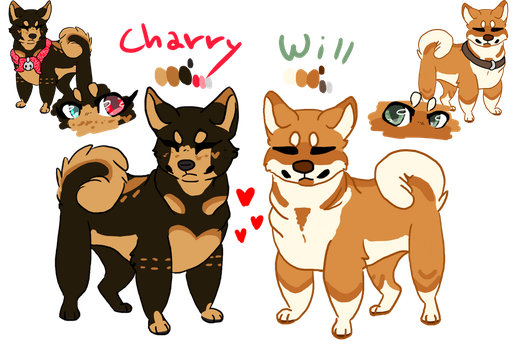 Charry/Will refs 2k17 by Re-dez