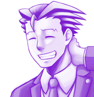 Phoenix Wright: THE Ace Attorney by Rebel-Monster