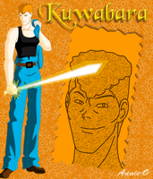 Kuwabara Card by Annie-O