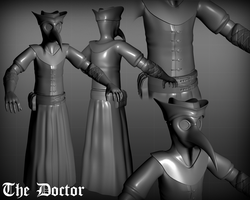 The Doctor W.I.P by Squint911