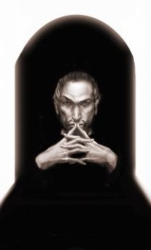 Lord Vetinari by juliedillon
