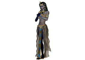 Free Resource: Egyptian Elf by CatONineTales