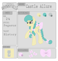 Castle Allure by Crazypurplebat