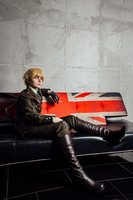 England Cosplay by Rubrum-Cervi