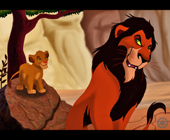 ''Simba, it's to die for'' by TuesdayTamworth