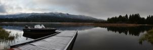 Horsethief Reservoir Snow 2012-05-05 2 by eRality