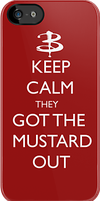 Keep Calm The Got The Mustard Out by Fembot13