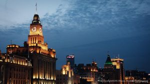 The Bund - All that ture Shanghai XX by longbow