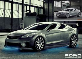 FORD Tuning by Slgado