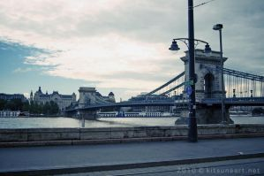 chains bridge by BelialMadHatter