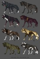 Canine adopts I by Imaginary-wolf