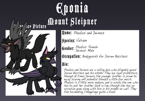 Phobos and Deimos of Eponia by The-Clockwork-Crow