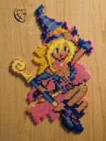 Dark Magician Girl Trainer Sprite by Cimenord