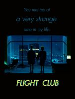 Fight Club by sallylao350121