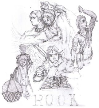 ROOK Sketch Compilation by Wulfclawe