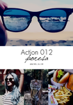 Action 012 - Pereza by WowisMel