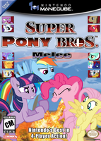 Super Pony Bros. Melee by nickyv917