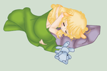 :.Sleeping Sheepy:. by Miss-Black-Rose18