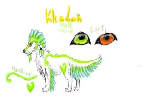 Khadan reference list by CanineCriminal