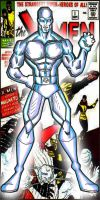2nd Classic Iceman by RWhitney75