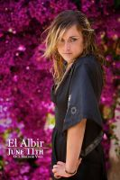 Goddess of El Albir by olahaldor