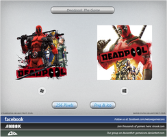 Deadpool: The Game - Icon 2 by Crussong
