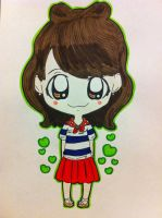 chibi gaki by kawaii-beam