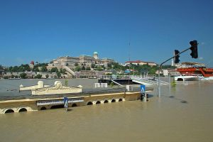 Flood in Budapest 1 by AgiVega