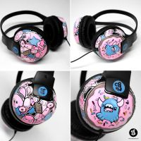 Natalies Headphones by Bobsmade