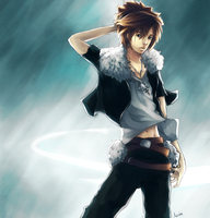 Squall - Commission for WishingDreamer5 by Rejuvenesce