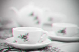 teacups in 3d by SilentDistractions