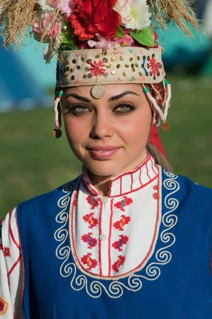 traditional costume by Petkov