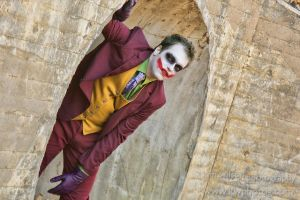 Joker - Halloween Shoot by LukeStrife5