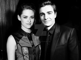 Kristen and Dave by sinsofmyyouth