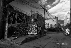 Graff Alley by 1shotaway