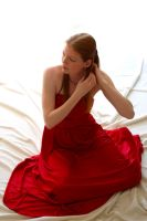Red Dress Stock 9 by chamberstock