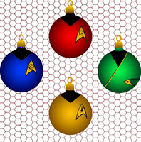 ST TOS Ornaments 4 by Richard67915
