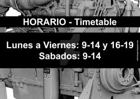 Timetable 2010 by pofezional