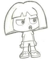 Angry DORA is ANGRY by Fer-Guzman