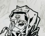 Urban Ninja Steez WIP by 13th-Letter