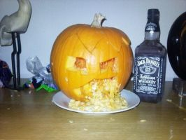 Drunken pumpkin by hoults