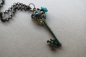 Gears Tree key by LsUnique