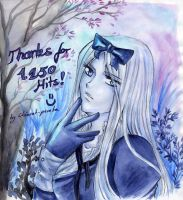 APH thanks for 1250 Hits by Chinvat-peretu