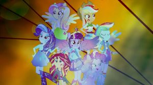 Rainbowfied Equestria Girls Wallpaper by ShahrinShuzaily1950