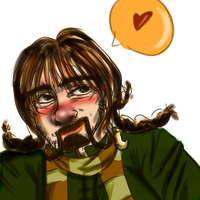 Bofur is so lovely by lallyzippo