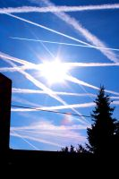 Chemtrails by AsmodelPictures