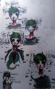 Antisepticeye by ShardKeeper
